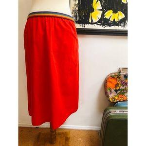 RAD 70's Rainbow 🌈 Skirt
